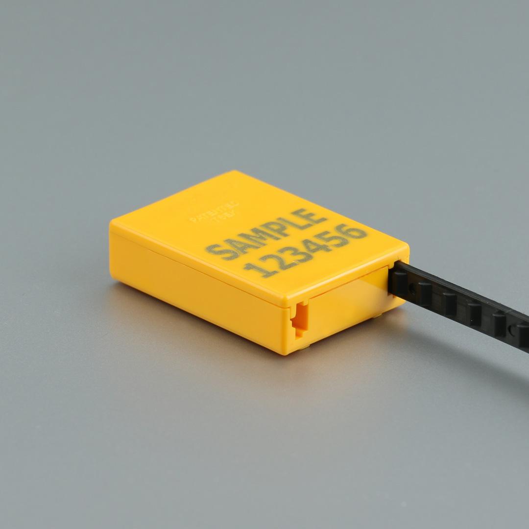 Polysec PLS80 Plastik Şeritli Güvenlik Mühürü